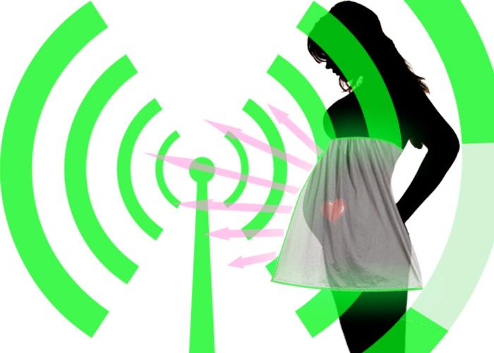 elektromanyetik dalga ve hamile, hamile koruyucu